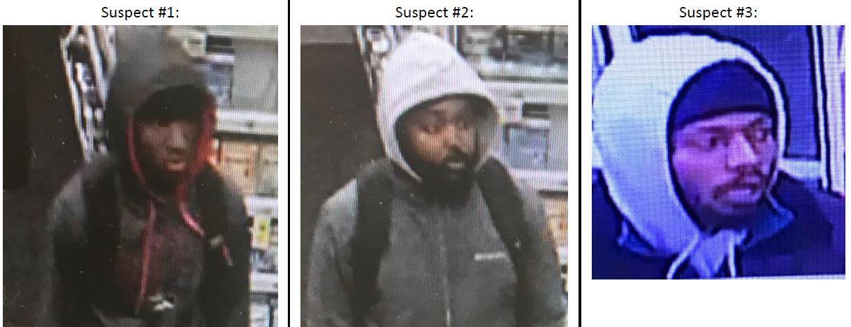 Pharmacy suspects