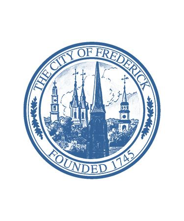 The city of Frederick