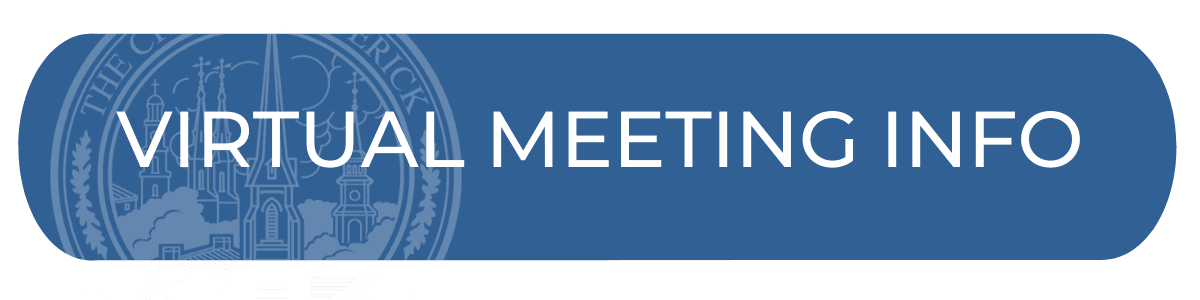 View Virtual Meeting Info